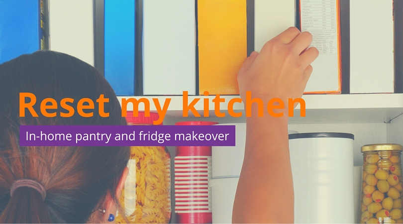Pantry & Fridge Makeovers