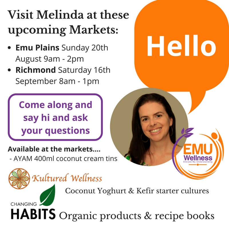 EMU Wellness at Emu Plains The Westies Markets and Richmond Good food market