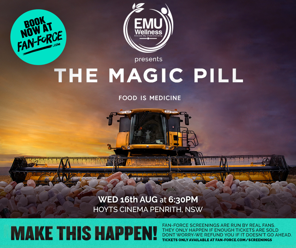 The Magic Pill Film Penrith
