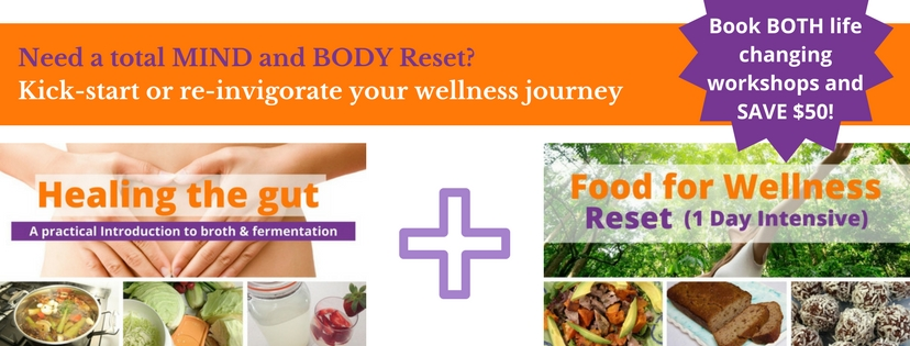Healing the gut deal special workshop