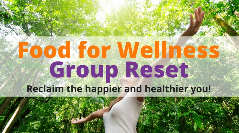 Food for Wellness Group Reset