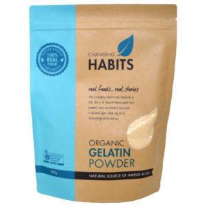 Organic Gelatin Powder