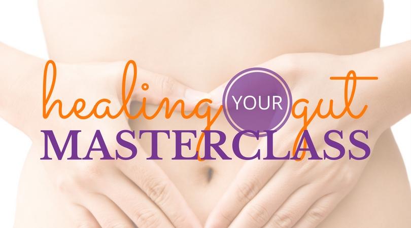 Healing the gut masterclass