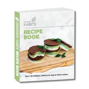 Changing Habits Recipe Book gluten free