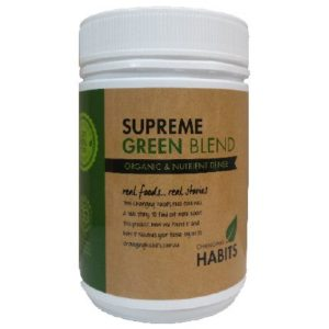 Changing Habits Supreme Green Blend Powder