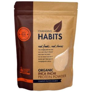 Sydney Stockist Changing Habits Protein Powder