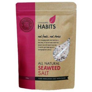 Sydney Stockist Changing Habits Seaweed Salt
