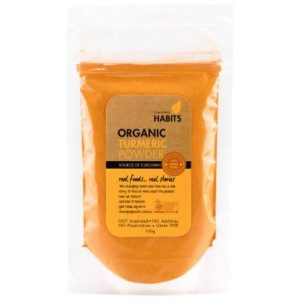 Sydney Stockist Changing Habits Organic Turmeric